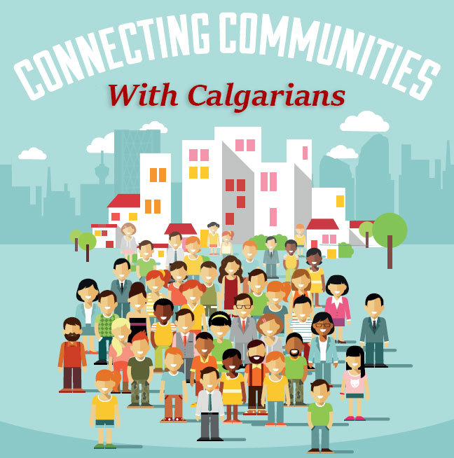 Connecting Communities with Calgarians